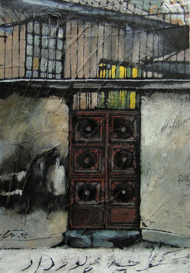 Marjan Nemati - Poordad Alley