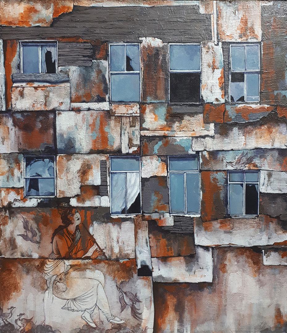 Maryam Ghazvineh - Untitled