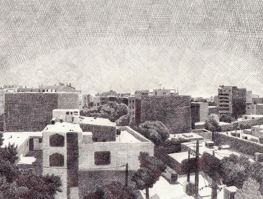 Parham Peyvandi - Untitled