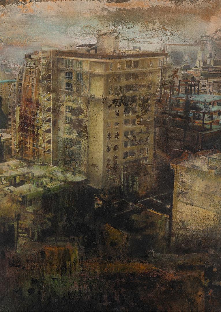 Ramin Hafizi - Untitled