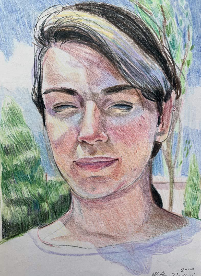 Ayda Roozbayani - Untitled