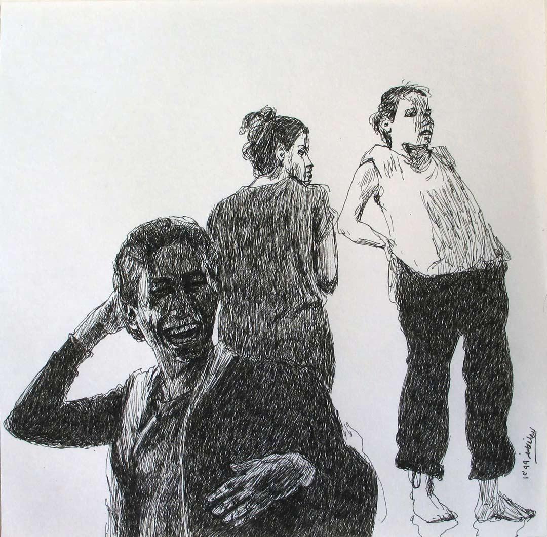 Samaneh Yousefi - Untitled