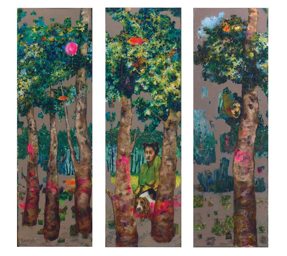 Shokoufeh Karimi - Magic of Repetition