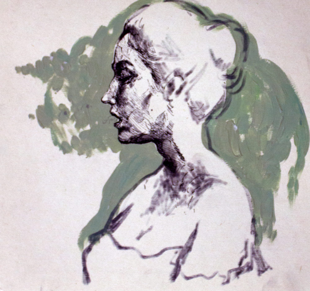 Shokoufeh Karimi - Untitled