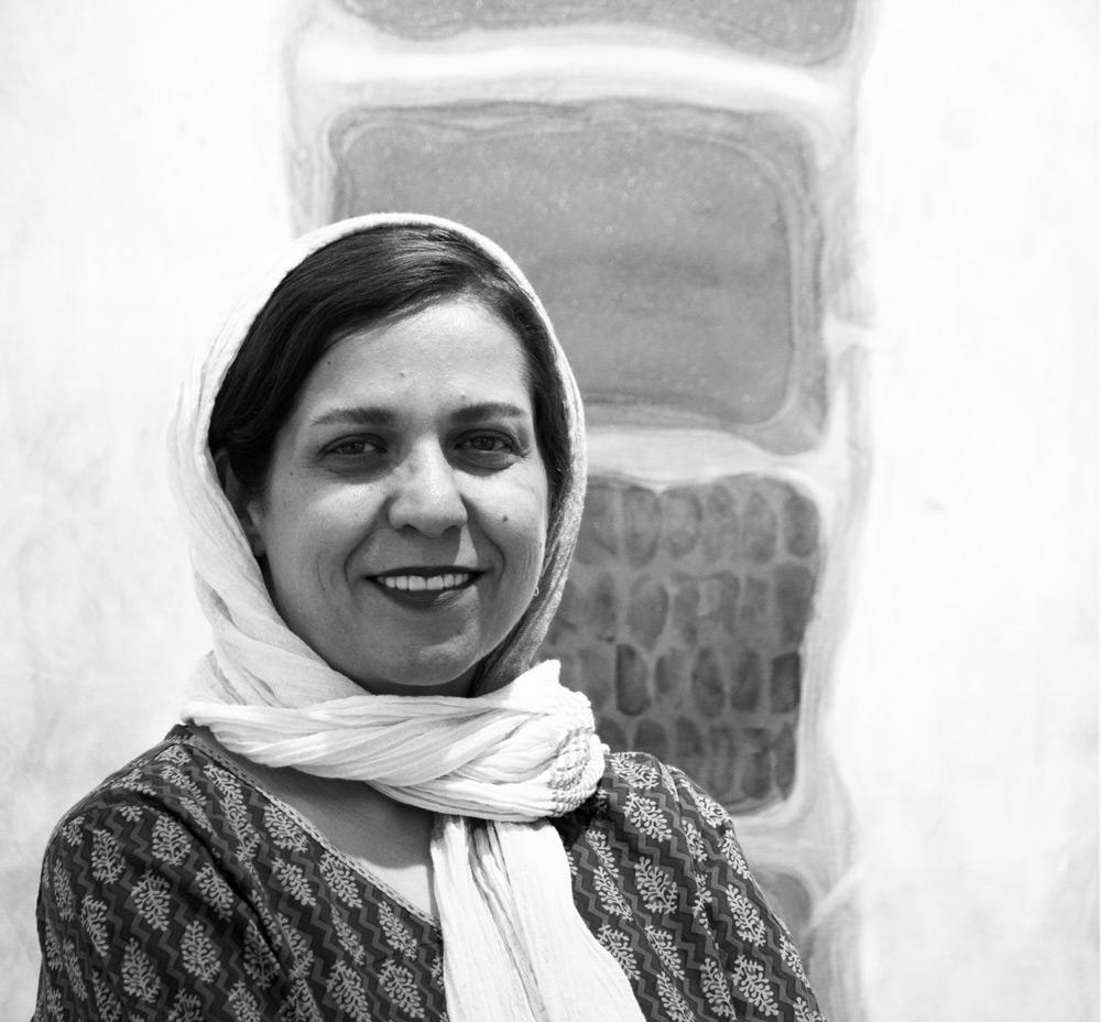 """Faran Fereydouni-abstract artist-sheydaei gallery- tehran-iran"""