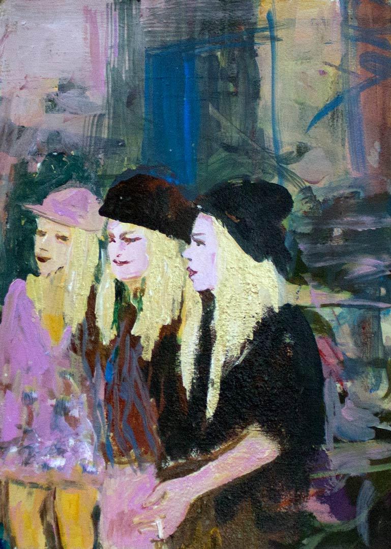 Marzieh Bagheri - Untitled