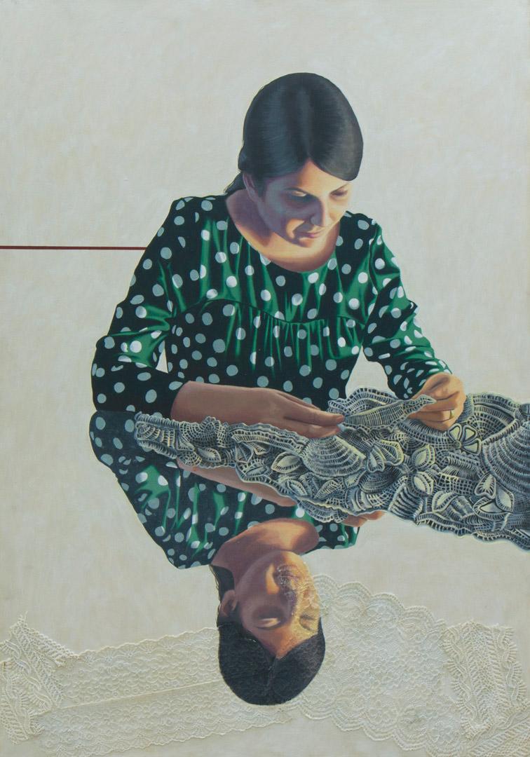 Niloofar Mohamadi - Untitled